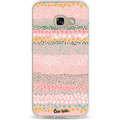 Casetastic Softcover Samsung Galaxy A3 (2017)  - Lovely Dots