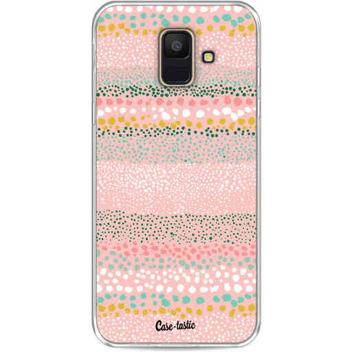 Casetastic Softcover Samsung Galaxy A6 (2018) - Lovely Dots