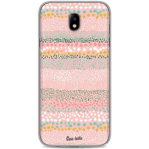 Casetastic Softcover Samsung Galaxy J7 (2017) - Lovely Dots