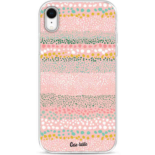 Casetastic Softcover Apple iPhone XR - Lovely Dots