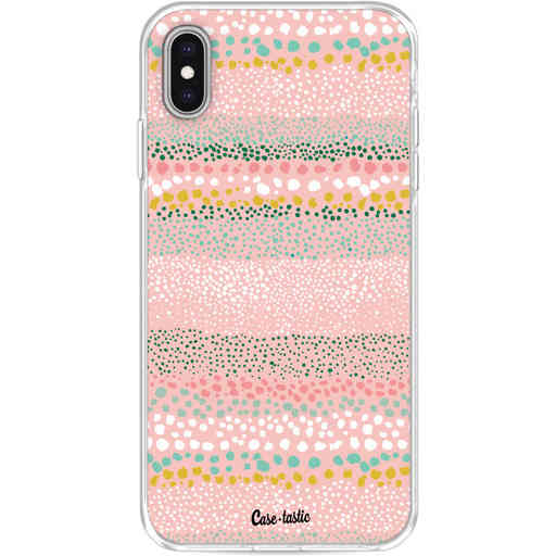 Casetastic Softcover Apple iPhone XS Max - Lovely Dots