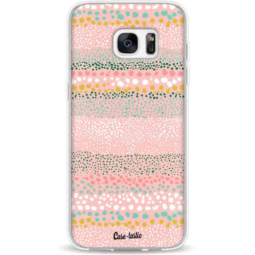 Casetastic Softcover Samsung Galaxy S7 Edge - Lovely Dots