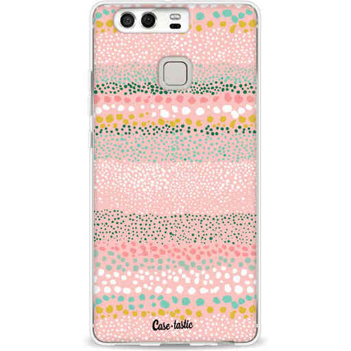 Casetastic Softcover Huawei P9 - Lovely Dots