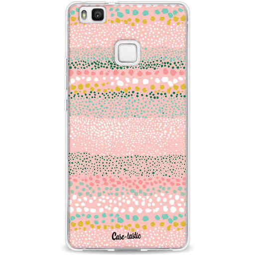 Casetastic Softcover Huawei P9 Lite - Lovely Dots