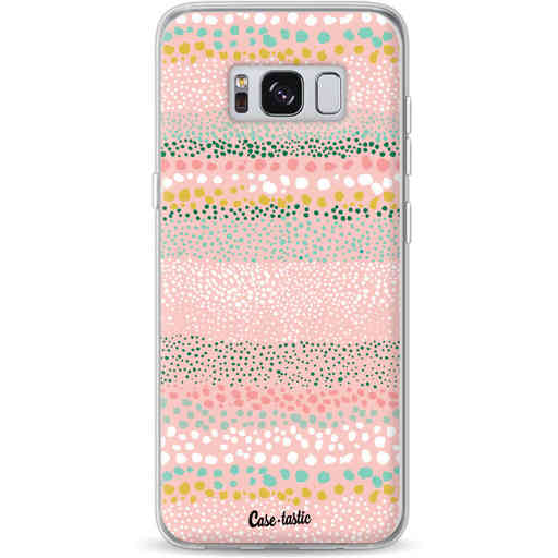 Casetastic Softcover Samsung Galaxy S8 - Lovely Dots