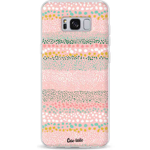 Casetastic Softcover Samsung Galaxy S8 Plus - Lovely Dots