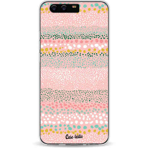 Casetastic Softcover Huawei P10 - Lovely Dots