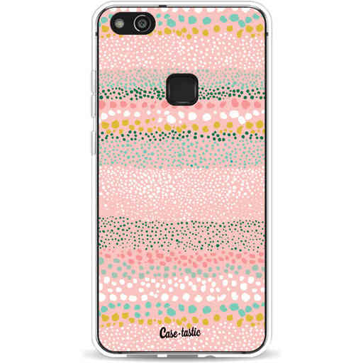 Casetastic Softcover Huawei P10 Lite - Lovely Dots