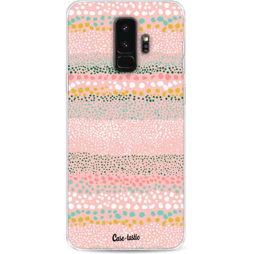 Casetastic Softcover Samsung Galaxy S9 Plus - Lovely Dots