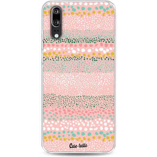 Casetastic Softcover Huawei P20 - Lovely Dots