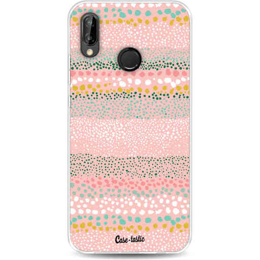 Casetastic Softcover Huawei P20 Lite (2018) - Lovely Dots