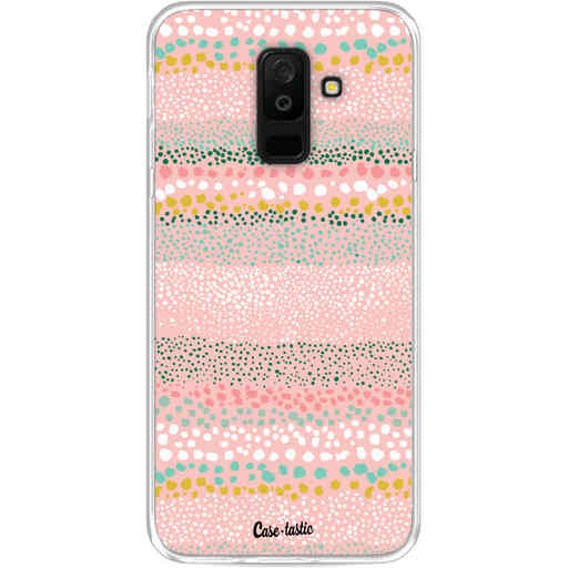 Casetastic Softcover Samsung Galaxy A6 Plus (2018) - Lovely Dots