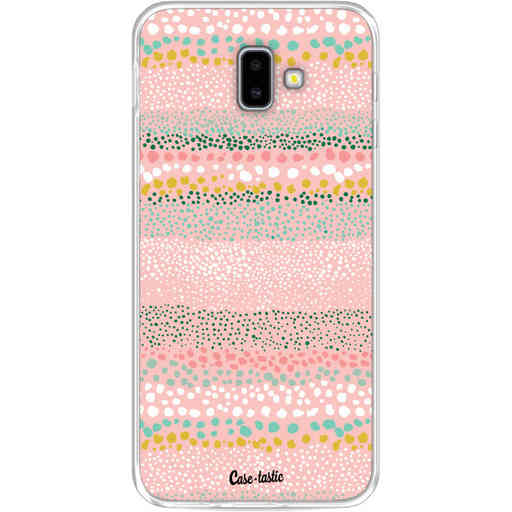 Casetastic Softcover Samsung Galaxy J6 Plus (2018) - Lovely Dots