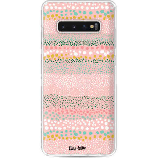 Casetastic Softcover Samsung Galaxy S10 Plus - Lovely Dots