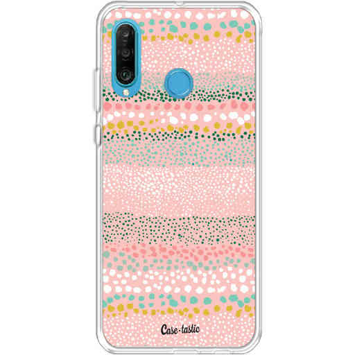 Casetastic Softcover Huawei P30 Lite - Lovely Dots