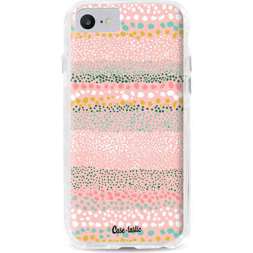 Casetastic Dual Snap Case Apple iPhone 7 / 8 - Lovely Dots