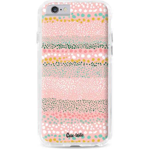 Casetastic Dual Snap Case Apple iPhone 6 / 6s - Lovely Dots