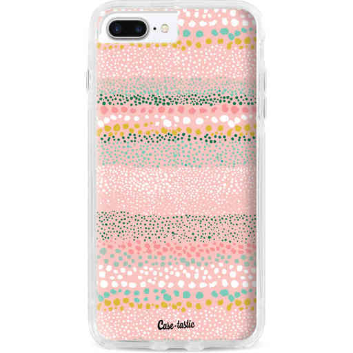 Casetastic Dual Snap Case Apple iPhone 7 Plus / 8 Plus - Lovely Dots