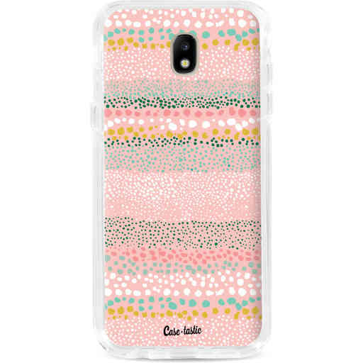 Casetastic Dual Snap Case Samsung Galaxy J7 (2017) - Lovely Dots