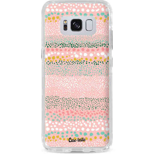 Casetastic Dual Snap Case Samsung Galaxy S8 - Lovely Dots