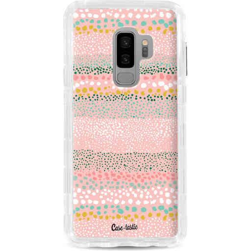 Casetastic Dual Snap Case Samsung Galaxy S9 Plus - Lovely Dots