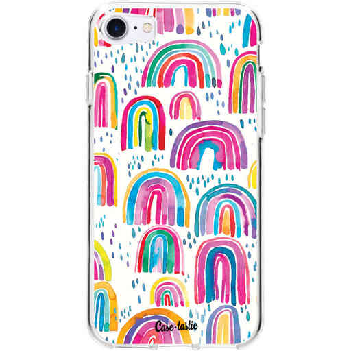 Casetastic Softcover Apple iPhone 7 / 8 - Sweet Candy Rainbows