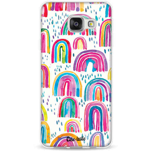 Casetastic Softcover Samsung Galaxy A3 (2016) - Sweet Candy Rainbows