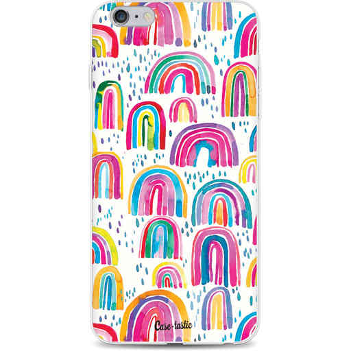 Casetastic Softcover Apple iPhone 6 Plus / 6s Plus - Sweet Candy Rainbows