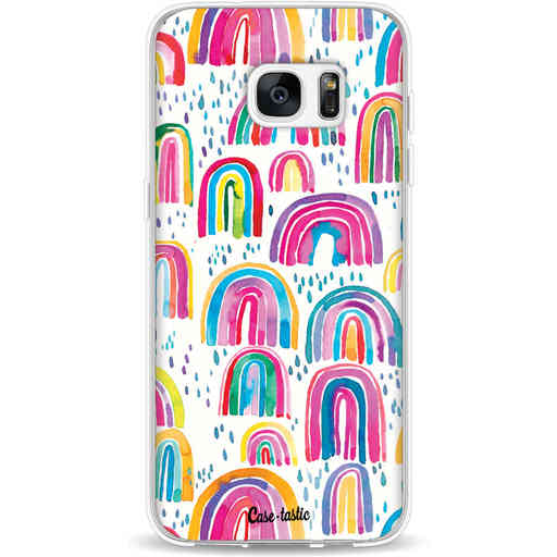 Casetastic Softcover Samsung Galaxy S7 Edge - Sweet Candy Rainbows