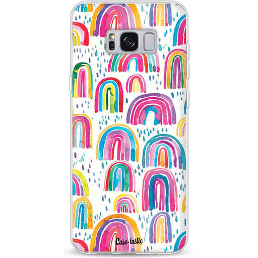 Casetastic Softcover Samsung Galaxy S8 Plus - Sweet Candy Rainbows