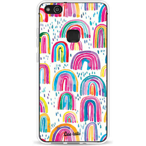 Casetastic Softcover Huawei P10 Lite - Sweet Candy Rainbows