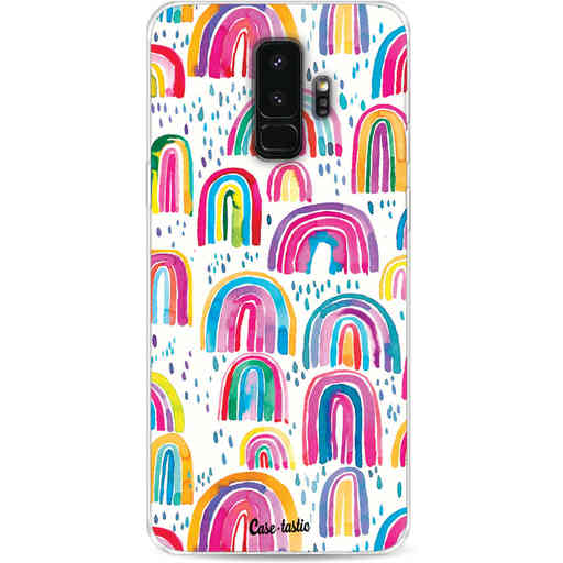 Casetastic Softcover Samsung Galaxy S9 Plus - Sweet Candy Rainbows