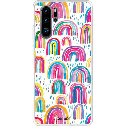 Casetastic Softcover Huawei P30 PRO - Sweet Candy Rainbows