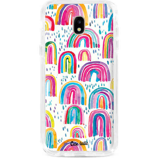 Casetastic Dual Snap Case Samsung Galaxy J5 (2017) - Sweet Candy Rainbows