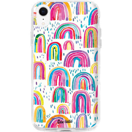 Casetastic Dual Snap Case Apple iPhone XR - Sweet Candy Rainbows