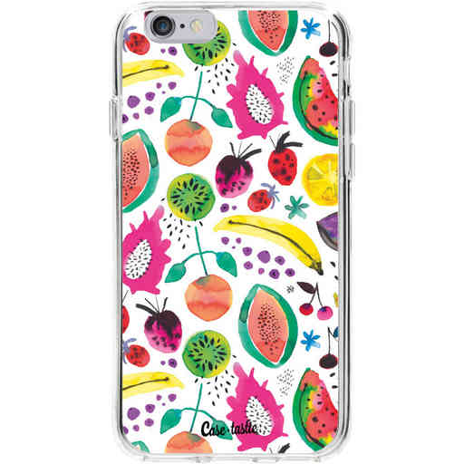 Casetastic Softcover Apple iPhone 6 / 6s - Tropical Fruits