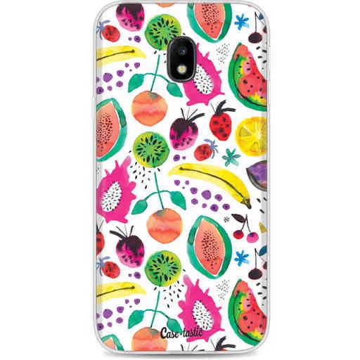 Casetastic Softcover Samsung Galaxy J3 (2017)  - Tropical Fruits