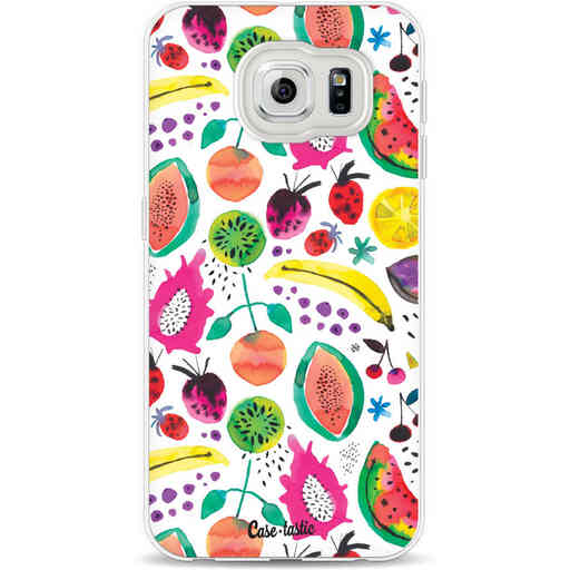 Casetastic Softcover Samsung Galaxy S6 - Tropical Fruits
