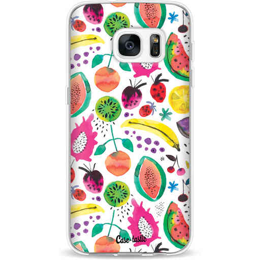 Casetastic Softcover Samsung Galaxy S7 - Tropical Fruits