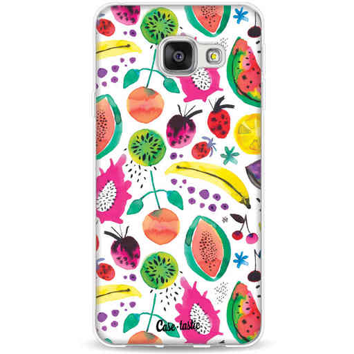 Casetastic Softcover Samsung Galaxy A3 (2016) - Tropical Fruits