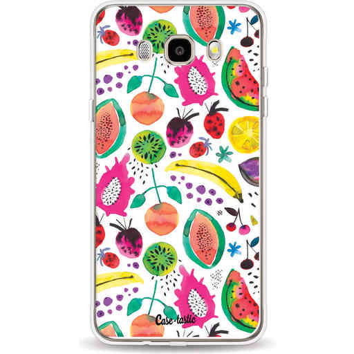 Casetastic Softcover Samsung Galaxy J5 (2016) - Tropical Fruits
