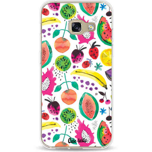 Casetastic Softcover Samsung Galaxy A3 (2017)  - Tropical Fruits