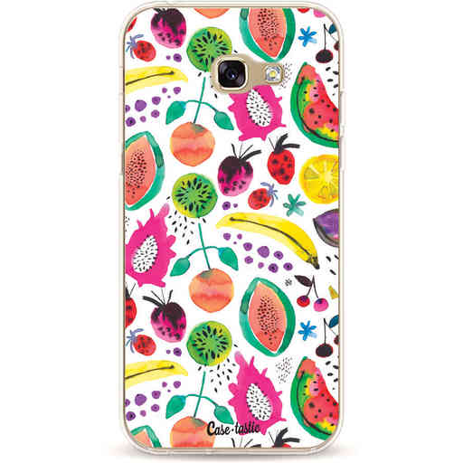 Casetastic Softcover Samsung Galaxy A5 (2017) - Tropical Fruits