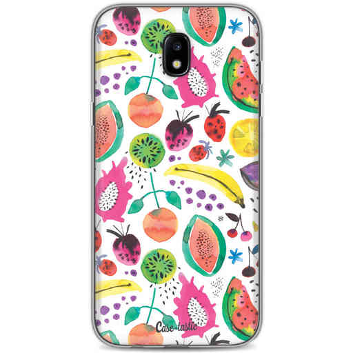 Casetastic Softcover Samsung Galaxy J5 (2017) - Tropical Fruits
