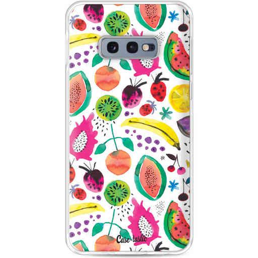 Casetastic Softcover Samsung Galaxy S10e - Tropical Fruits