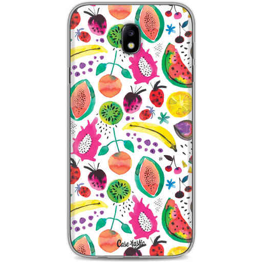 Casetastic Softcover Samsung Galaxy J7 (2017) - Tropical Fruits