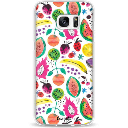 Casetastic Softcover Samsung Galaxy S7 Edge - Tropical Fruits