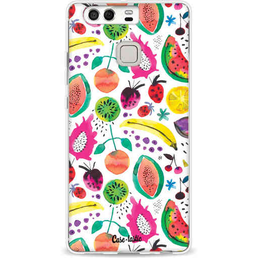 Casetastic Softcover Huawei P9 - Tropical Fruits