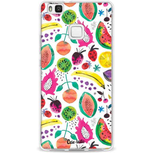 Casetastic Softcover Huawei P9 Lite - Tropical Fruits