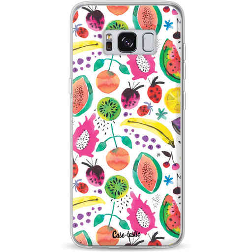 Casetastic Softcover Samsung Galaxy S8 - Tropical Fruits